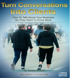 How To Turn Conversations Into Clients